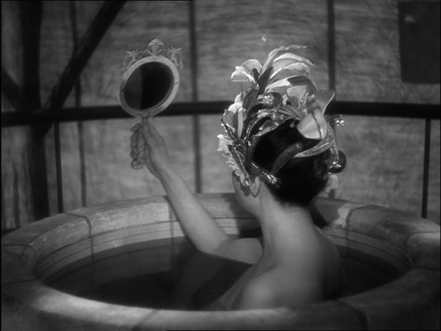 Garance-Arletty, ou la Vérité, dans Les Enfants du Paradis, de Marcel Carné, sur un scénario de Jacques Prévert, 1945