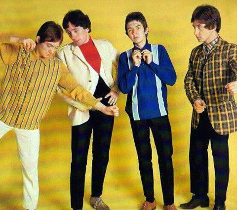 The Small Faces, le groupe le plus emblématique du mouvement Mods, aussi bien par leur musique que par leurs vêtements