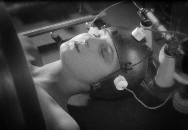 Photogramme de Metropolis de Fritz Lang, 1927