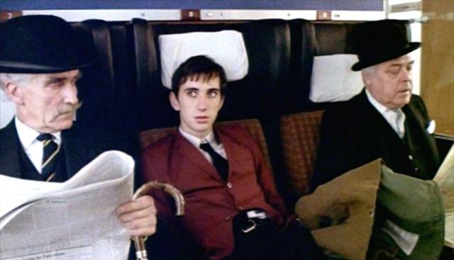 Photogramme du film Quadrophenia, 1979, réalisé par Franck Roddam, d'après l'album éponyme de The Who (sorti en 1973).