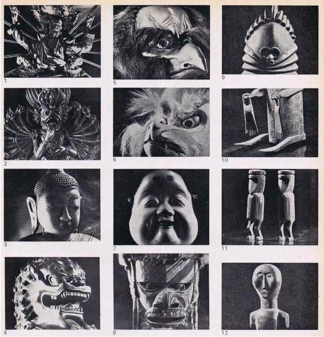 """Serguei M. Eisenstein, planche de photogrammes composée d'après la """"séquence des dieux"""" dans Octobre, illustrant """"Le mal voltairien"""", 1932"""